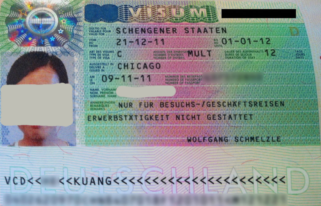 Germany Schengen Visa Requirements and Application Guide ...