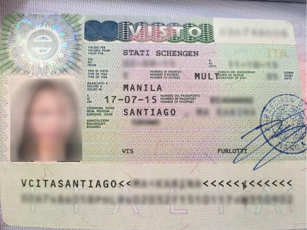 Italy Visa Application Form For Schengen Italy on united states visa application form, italy visa application form online, italy business, italian visa application form, italy tourist visa, uk visa application form,